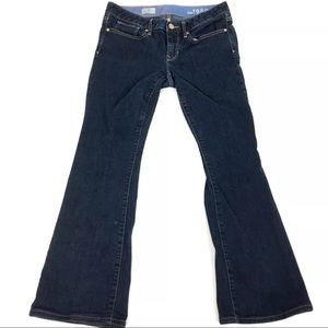 Gap Womens Curvy Bootcut Jeans 28 / 6 Ankle
